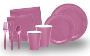 Bright Plum Tableware